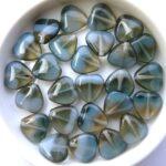 0020014 Montana with Opal Grey Heart 22 Pc.-0