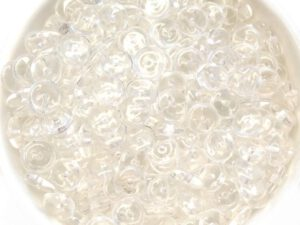 0150007 Crystal Schijfje (Spacer Bead) ± 150 Pc.-0