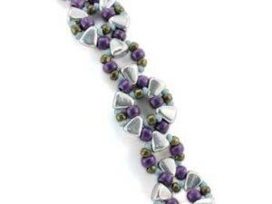 Keystones Bracelet, Gratis Patroon met NIB-BIT Beads-0