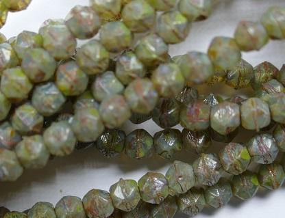 EC-04-61000-86805 English cut 4 mm, Opal Aqua Picasso-0
