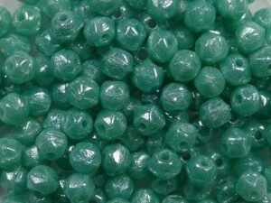 EC-03-63130-14400 English cut 3 mm, Green Turquoise Luster-0