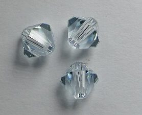 SW-05-AZLT 5301 Light Azore Swarovski Bicone 5 mm. 10 Pc.-0