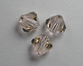 SW-05-SILK 5301 Silk Swarovski Bicone 5 mm. 10 Pc.-0