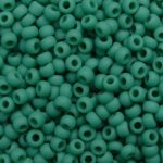 TR-11-0055DF  Opaque Frosted Green Turquoise-0