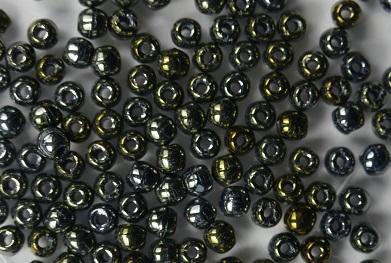 02-R-21415JT Iris Brown round 2 mm. 150 Pc.-0