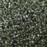 TT-01-0029 Transparent Silverlined Black Diamond. 5 gram.-0