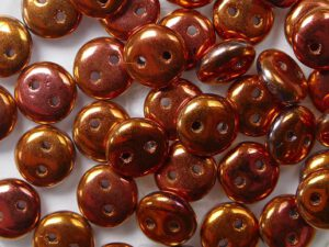 CML-00030-27133 CzechMate Lentils Crystal Full Sunset 40 Pc.-0