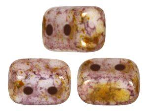 IOS-03000-15695 Ios® par Puca Opaque Mix Rose/Gold Ceramic Look 10 gram-0