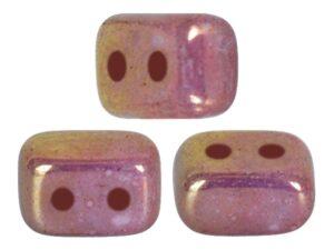IOS-03000-14496 Ios® par Puca Opaque Mix Violet/Gold Ceramic Look 10 gram-0