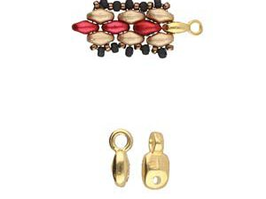 Cym-SD-012204GP set van 2 stuks Cymbals Vourkoti 24 kt Gold Plated-0