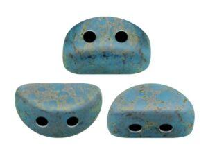 KOS-63020-15496 Kos® par Puca Opaque Aqua Bronze 10 gram-0