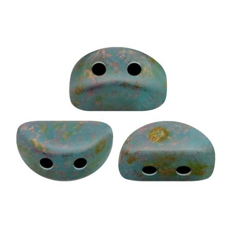 KOS-63020-15695 Kos® par Puca Opaque Aqua Deep Gold 10 gram-0