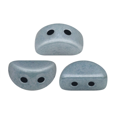 KOS-03000-14464 Kos® par Puca Opaque Blue Ceramic Look 10 gram-0