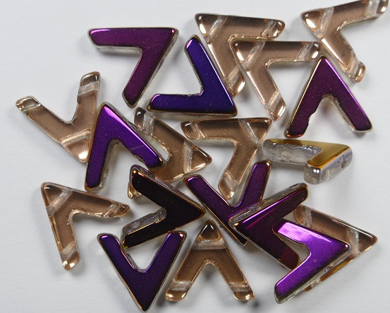 AVA-00030-29500 Crystal Sliperit AVA Beads 10 Pc.-0