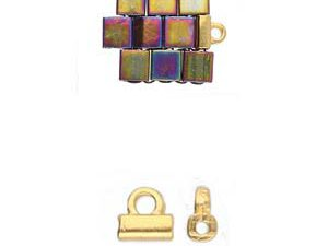 Cym-TL-012230GP set van 2 stuks Cymbals Soros 24 kt Gold Plated-0