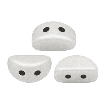 KOS-03000-14400 Kos® par Puca Opaque White Ceramic Look 10 gram-0