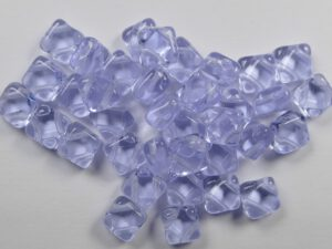 SL-20210 Silky Bead Transparent Violet (Alexandriet) 30 Pc.-0