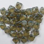 SL-40020-56951 Silky Bead Black Diamond Shimmer 30 Pc.-0