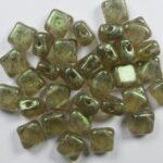 SL-40020-56952 Silky Bead Black Diamond Stardust 30 Pc.-0