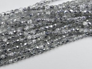 2FP-00030-27001 Fire Polished Crystal Labrador 2 mm.-0