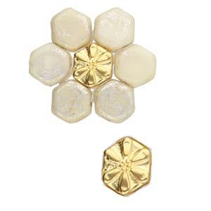 Cym-HC-012435GP set van 2 stuks Cymbals Stelida 24 kt Gold Plated-0