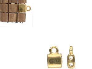 Cym-TL-012359-GP set van 2 stuks Cymbals Piperi 24 kt Gold Plated-0