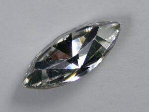 SW-N15-CRYS Crystal Xilion Swarovski Navette 15x7 mm per stuk-0