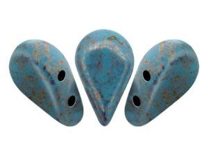 AM-63020-15496 Amos® par Puca Opaque Aqua Bronze 10 gram-0