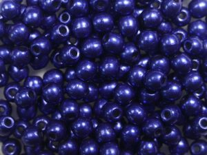 03-R-05A06 Colortrends Saturated Metallic Ultra Violet Round 3 mm. 100 stuks-0