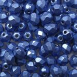 Firepolish 4 mm 05A05 Color Trends Saturated metallic little boy blue