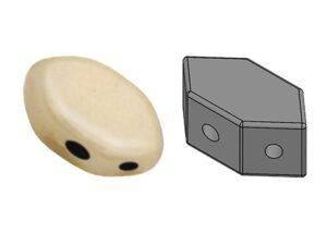 PAR-03000-14413 Paros® par Puca Opaque Beige Ceramic Look 10 gram-0