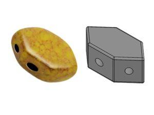 PAR-83120-15496 Paros® par Puca Opaque Jonquil Bronze 10 gram-0