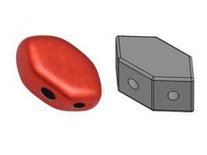 PAR-03000-01890 Paros® par Puca Red Metallic Matte 10 gram-0
