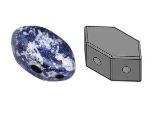 PAR-23980-45706 Paros® par Puca Tweedy Blue 10 gram-0