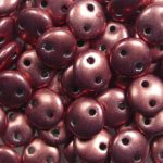 cml-04b01_czech_mates_2-hole_lentil_colortrends_saturated_metallic_grenadine_2
