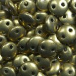 cml-04b08_czech_mates_2-hole_lentil_colortrends_saturated_metallic_golden_lime