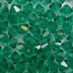 04-mc-50710 mm CZ bicones emerald light