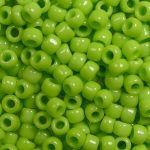 tr-08-0044 toho rocailles opaque sour apple kleurnummer 44