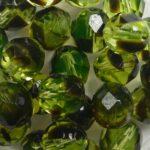 fp1-08-88126 8 mm firepolish jonquil-green tortoise jpg