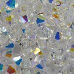 PRBic-04-CAB preciosa bicones 4 mm crystal ab