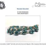 Free Renate Bracelet bij honeycombs