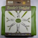 PLFAS07 Beadsmith Olive Beaders Tool Set in Clutch